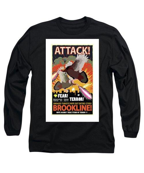 Attack Long Sleeve T-Shirt