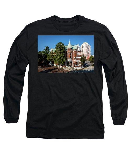 Augusta Cotton Exchange - Augusta Ga Long Sleeve T-Shirt