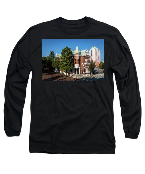 Augusta Cotton Exchange - Augusta Ga Long Sleeve T-Shirt