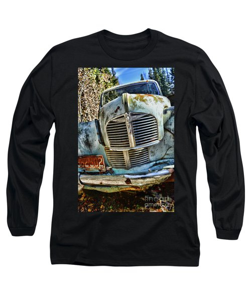 Austin A40 Long Sleeve T-Shirt