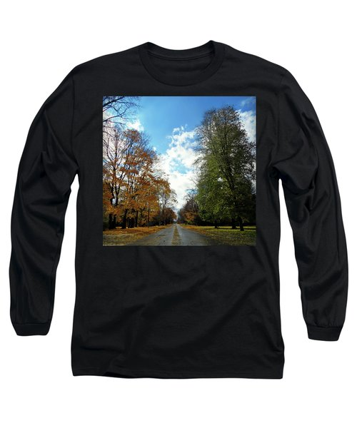 Autumn Conquers Long Sleeve T-Shirt