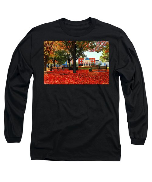 Autumn Main Street Long Sleeve T-Shirt