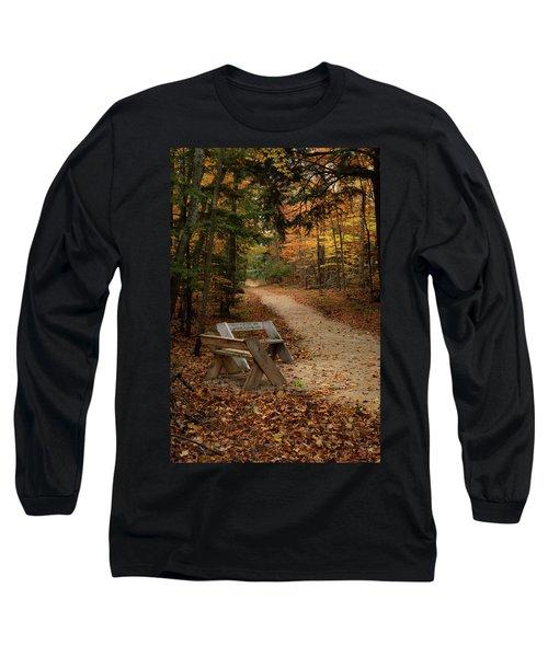 Autumn Meetup Long Sleeve T-Shirt