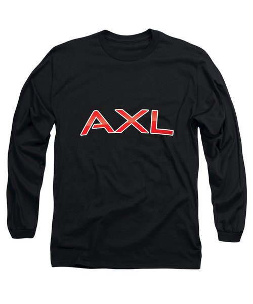 Axl Long Sleeve T-Shirt