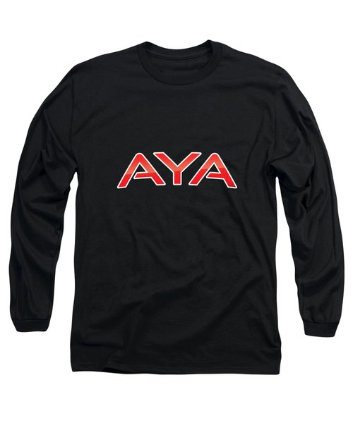 Aya Long Sleeve T-Shirt