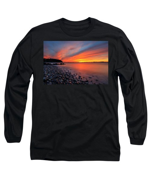 Beach Fury Long Sleeve T-Shirt
