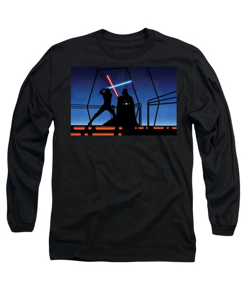 Bespin Duel Long Sleeve T-Shirt