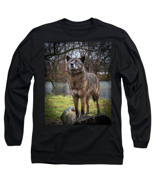 Best Of Show Pose Long Sleeve T-Shirt