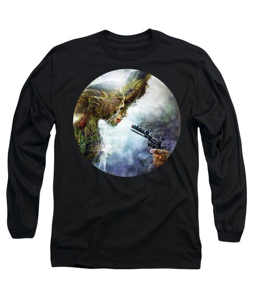 Betrayal Long Sleeve T-Shirt