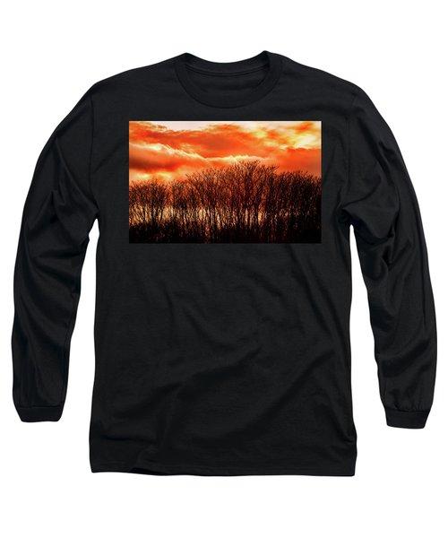 Bhrp Sunset Long Sleeve T-Shirt
