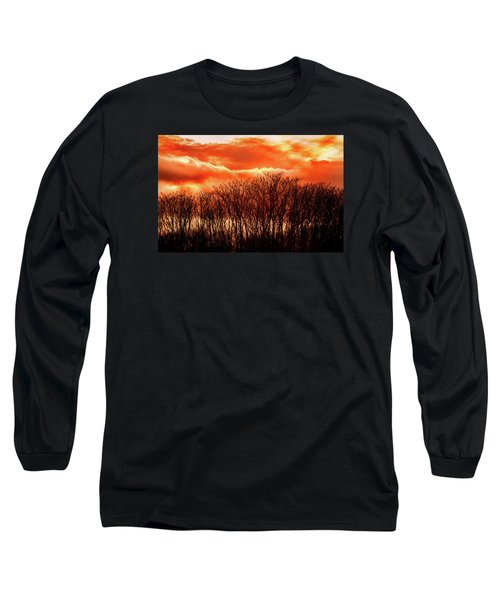 Bhrp Sunset Long Sleeve T-Shirt