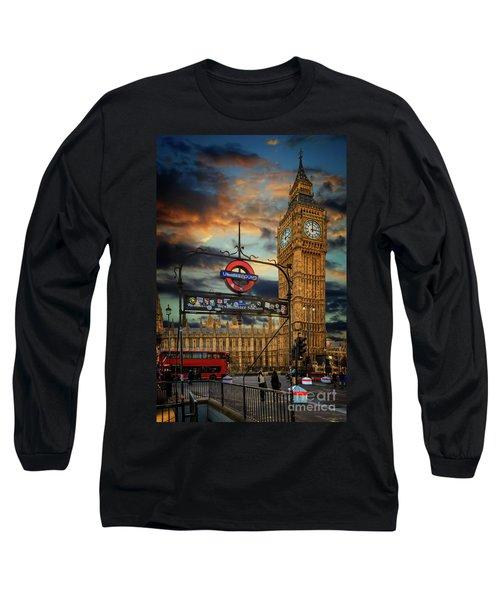 Big Ben London City Long Sleeve T-Shirt