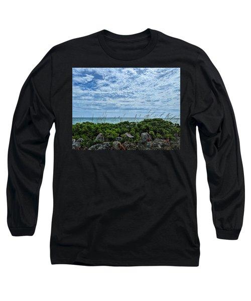 Blue Sky Lullaby Long Sleeve T-Shirt
