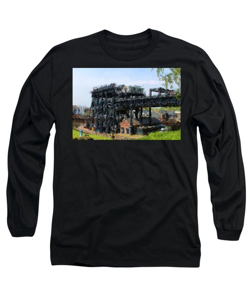 Boat Lift Long Sleeve T-Shirt