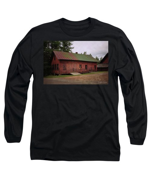 Boat Shop Long Sleeve T-Shirt
