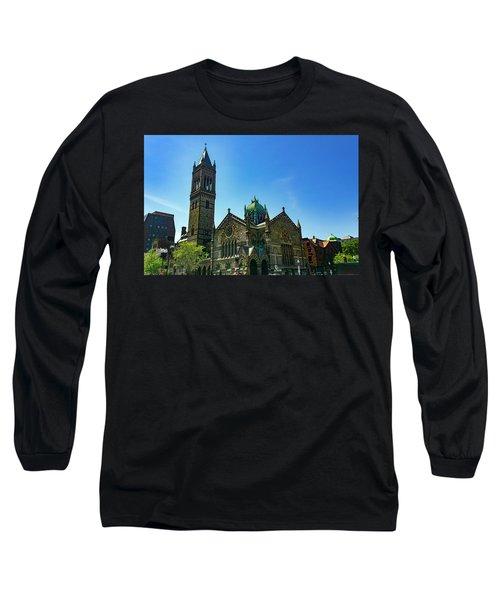 Boston Series 5373 Long Sleeve T-Shirt