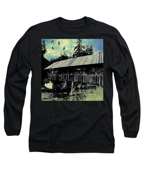 Bridge V Long Sleeve T-Shirt