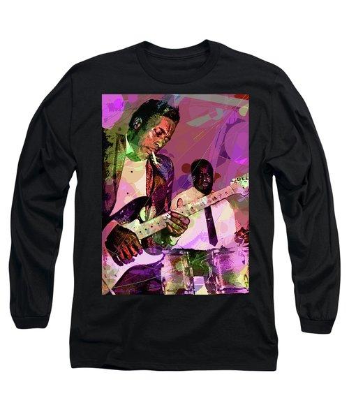 Buddy Guy 1965 Long Sleeve T-Shirt
