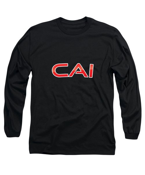 Cai Long Sleeve T-Shirt