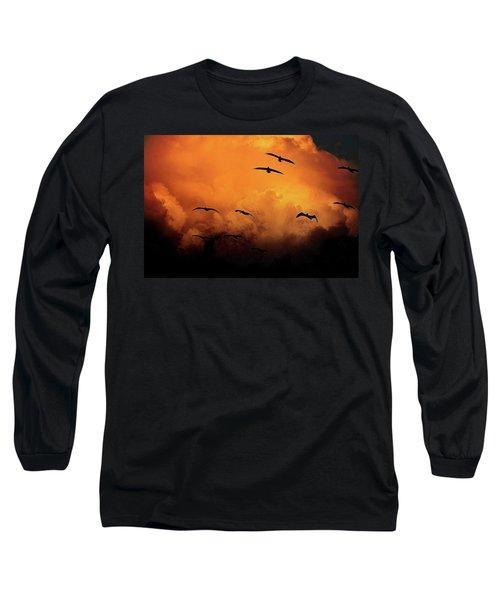 California Exodus Long Sleeve T-Shirt