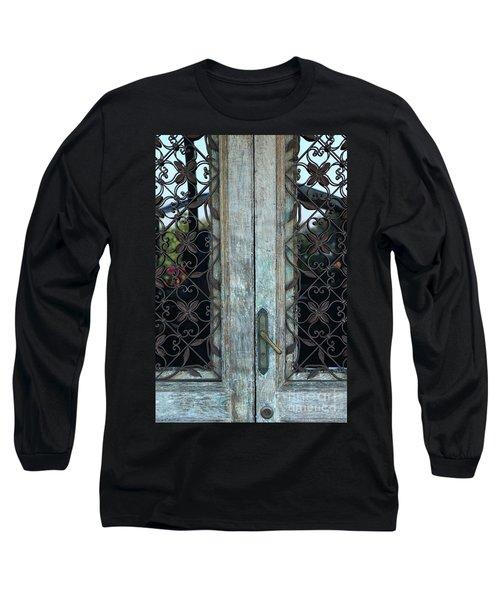Capri Door Long Sleeve T-Shirt