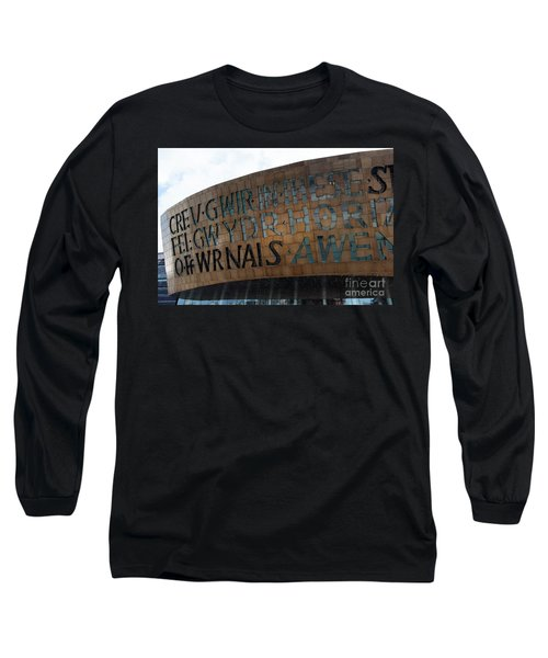 Cardiff Photo 8  Long Sleeve T-Shirt
