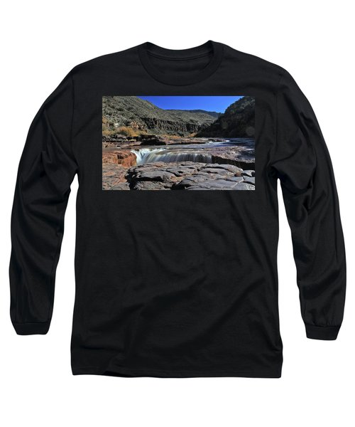 Carving The Gorge Long Sleeve T-Shirt