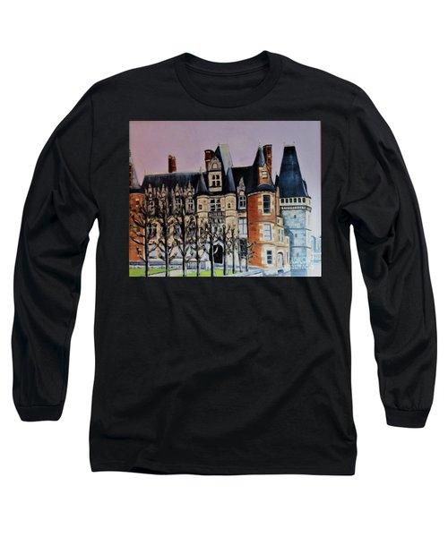 Chateau De Maintenon Long Sleeve T-Shirt