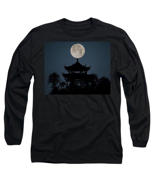 China Moon Long Sleeve T-Shirt