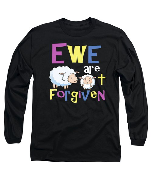 Christian Gifts For Kids Long Sleeve T-Shirt