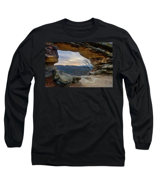 Chronicles Of The Gorge Long Sleeve T-Shirt