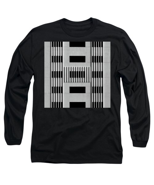 City Grids 64 Long Sleeve T-Shirt