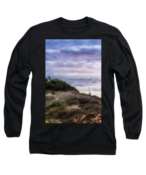 Cliffside Watcher Long Sleeve T-Shirt
