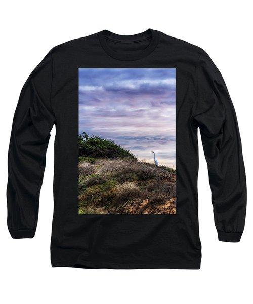 Cliffside Watcher Long Sleeve T-Shirt