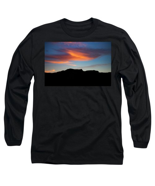 Cloud Over Mt. Boney Long Sleeve T-Shirt