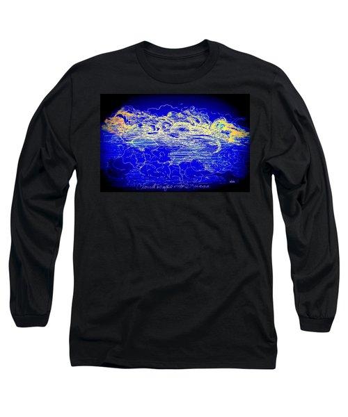 Cloudscape Long Sleeve T-Shirt