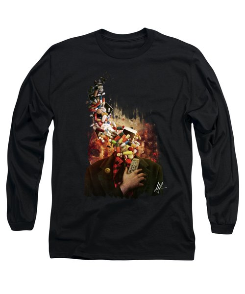 Comfortably Numb Long Sleeve T-Shirt