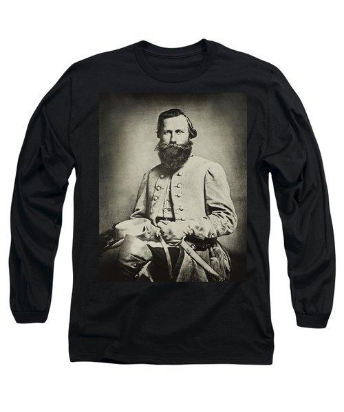 Confederate Jeb Stuart Long Sleeve T-Shirt