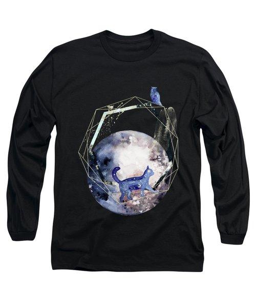 Cosmic Portal Long Sleeve T-Shirt