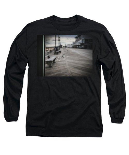Crack Long Sleeve T-Shirt