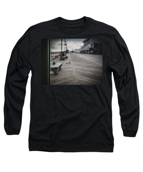Crack Long Sleeve T-Shirt
