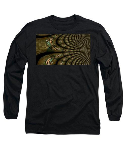 Crocodile Hunter Long Sleeve T-Shirt