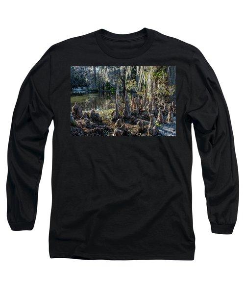 Cypress Pilgrimage Long Sleeve T-Shirt