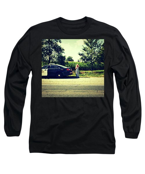 Damsel In Distress Long Sleeve T-Shirt