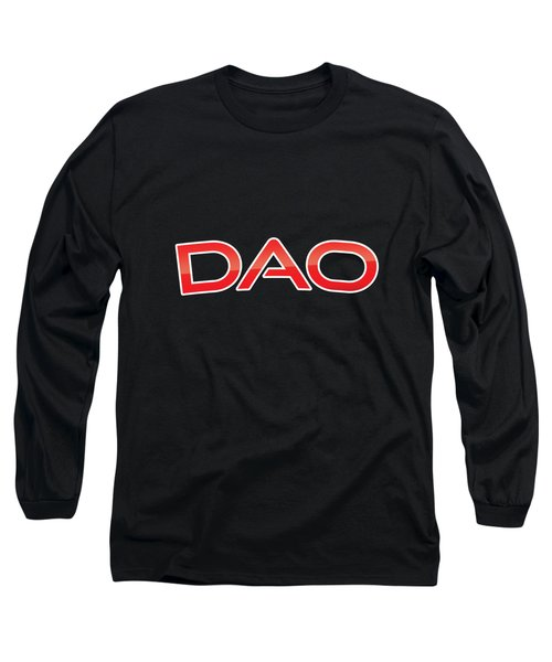 Dao Long Sleeve T-Shirt