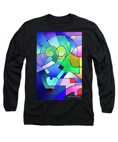 Daydream Canvas One Long Sleeve T-Shirt