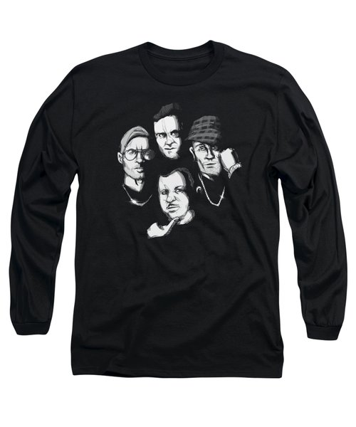 Death Row Long Sleeve T-Shirt