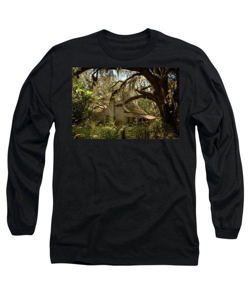Dirt Road Dreaming Long Sleeve T-Shirt
