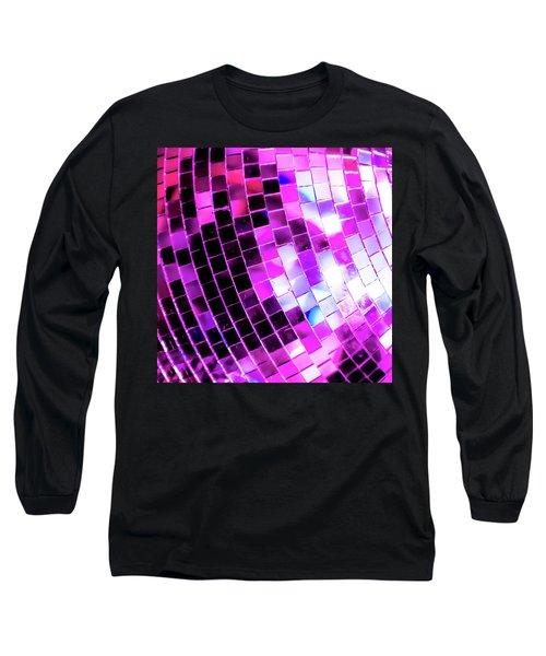 Disco Ball 1 Long Sleeve T-Shirt