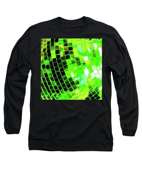 Disco Ball 2 Long Sleeve T-Shirt